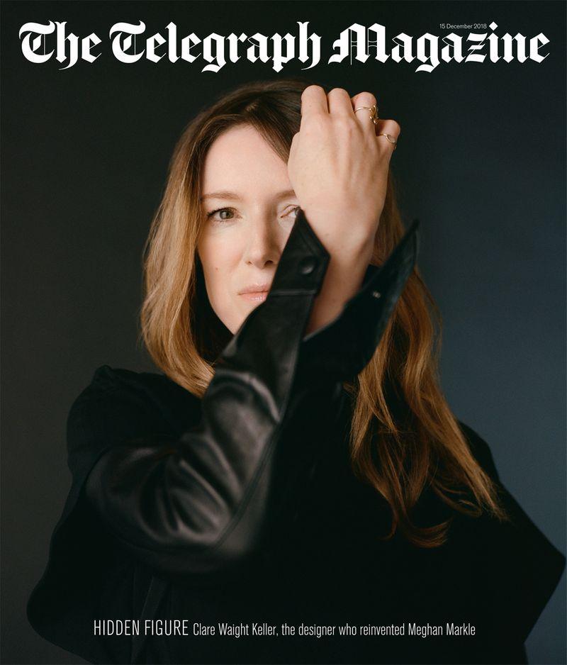 Clare Waight Keller x Telegraph Magazine x Linda Brownlee