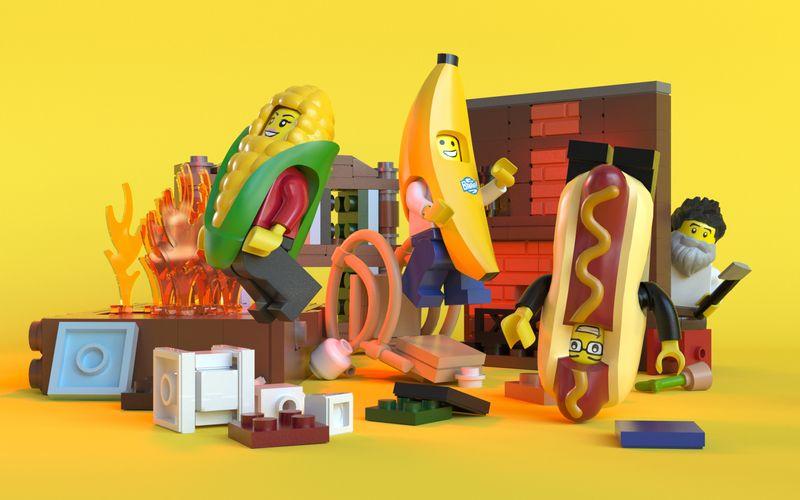 Lego JVG