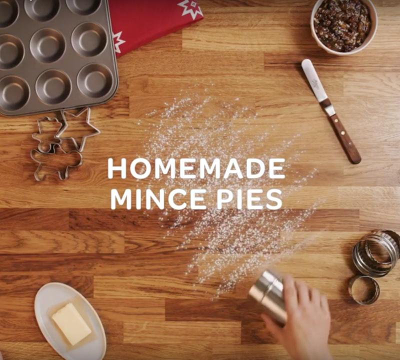 SPAR: Homemade Mince Pies Recipe