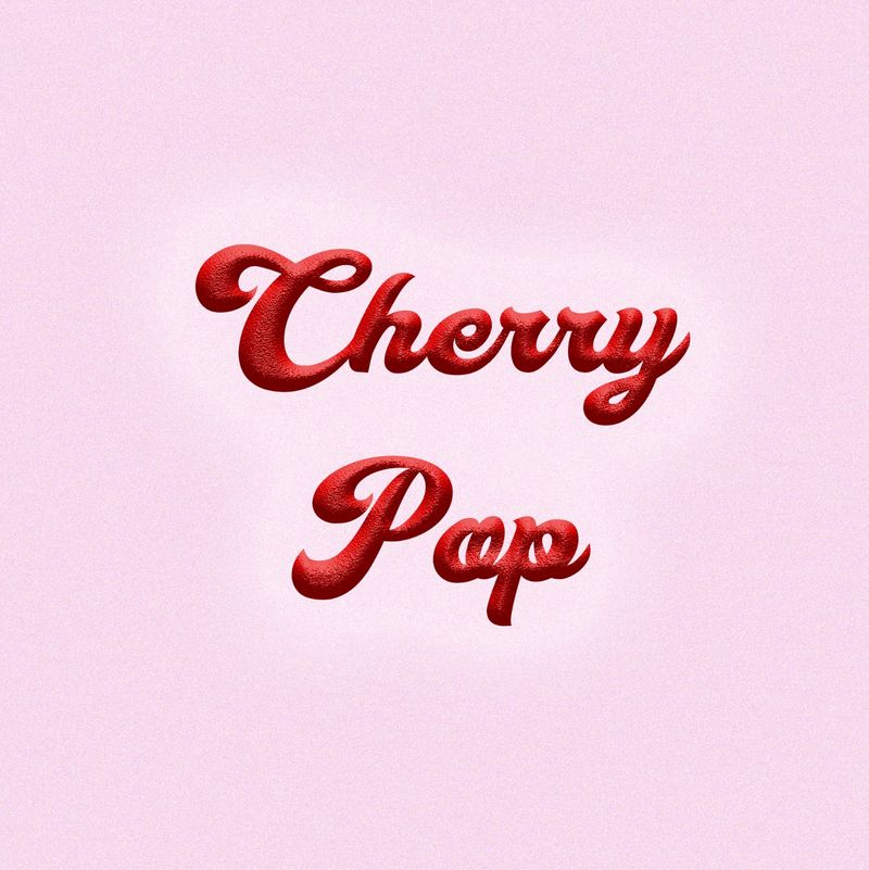 Cherry Pop Podcast Logo
