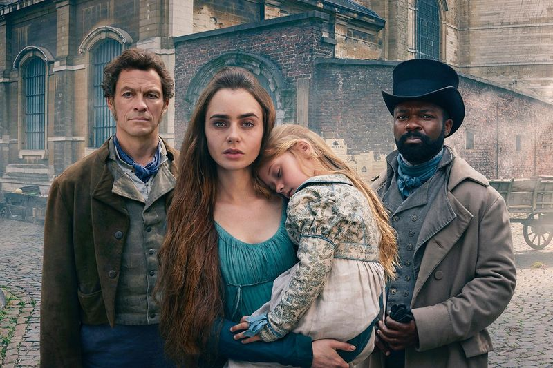 Les Miserables - BBC photographed by Mitch Jenkins