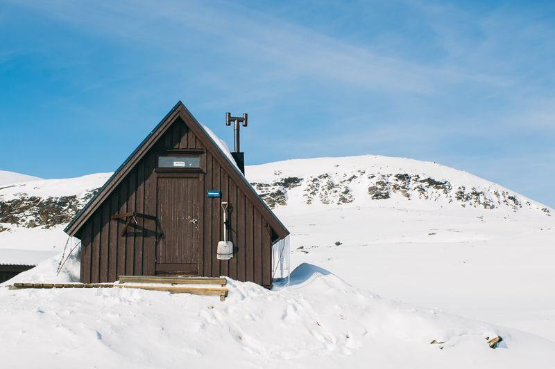 Outdoor Enthusiast Magazine: Snowshoeing the Kungsleden
