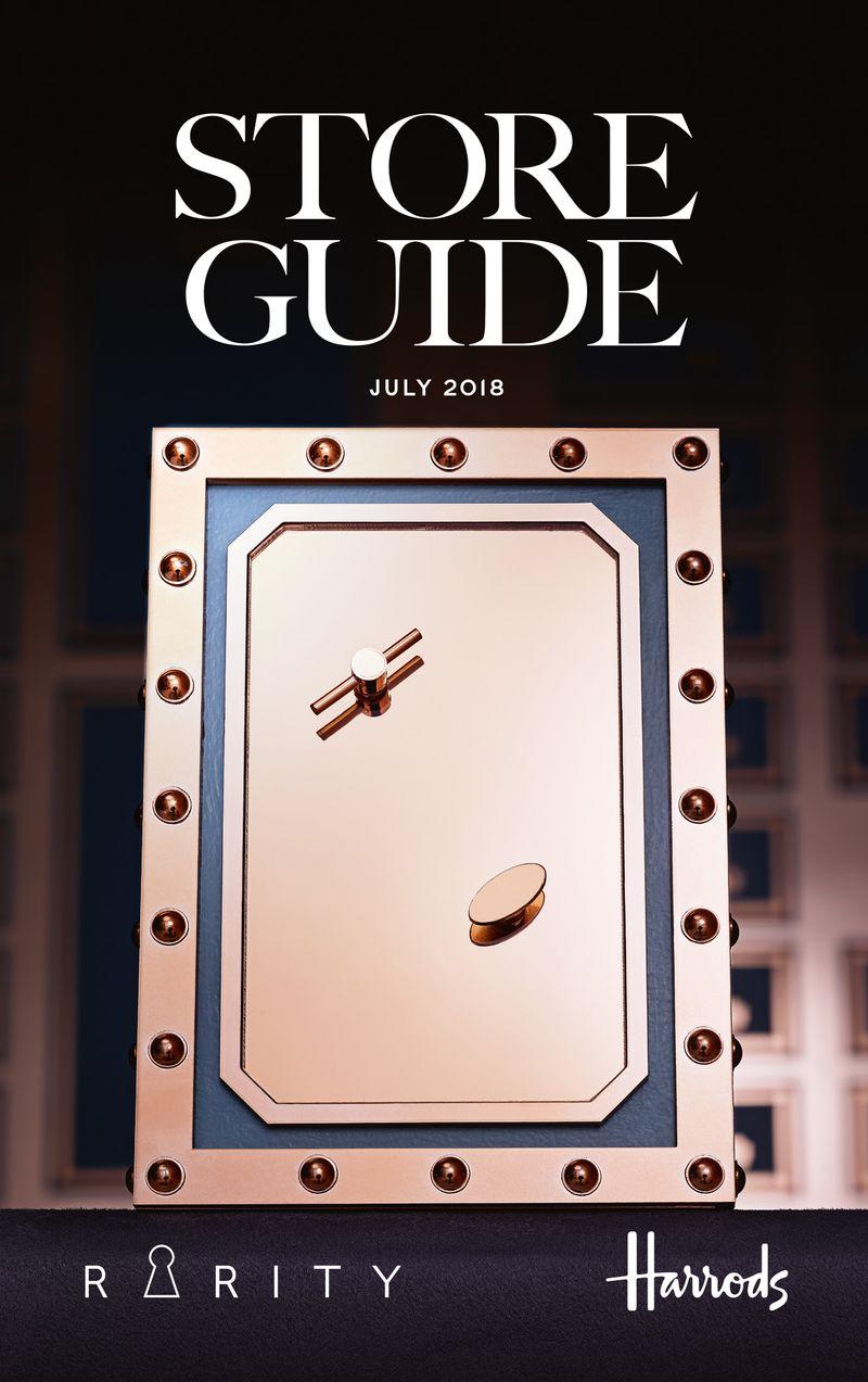 Harrods Store Guide (July 2018)