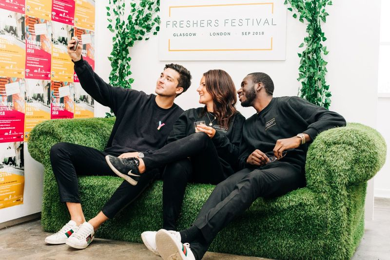 Freshers Festival 2018