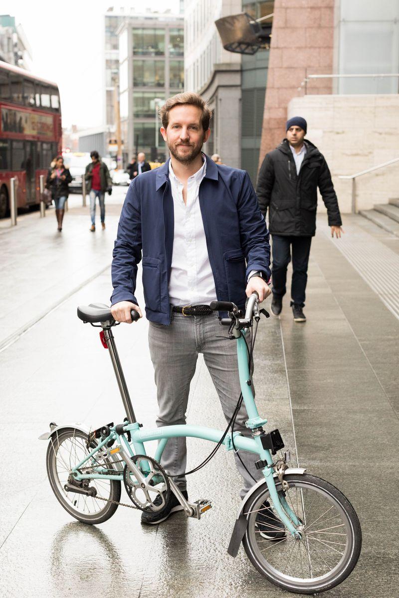 #SecretCyclist Campaign