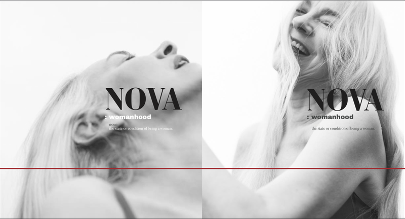 NOVA: womanhood