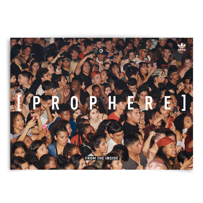 'From The inside', Prophere season 2 — adidas Originals