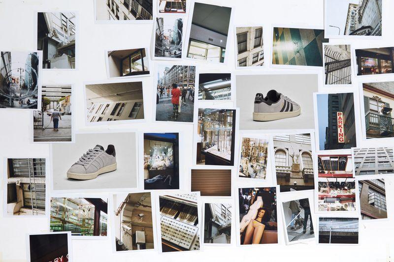 'No Time to Think', CAMPUS — adidas Originals