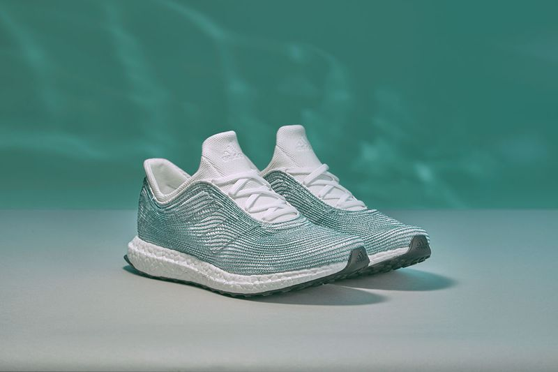 'From Sea to Shoe' — adidas x Parley