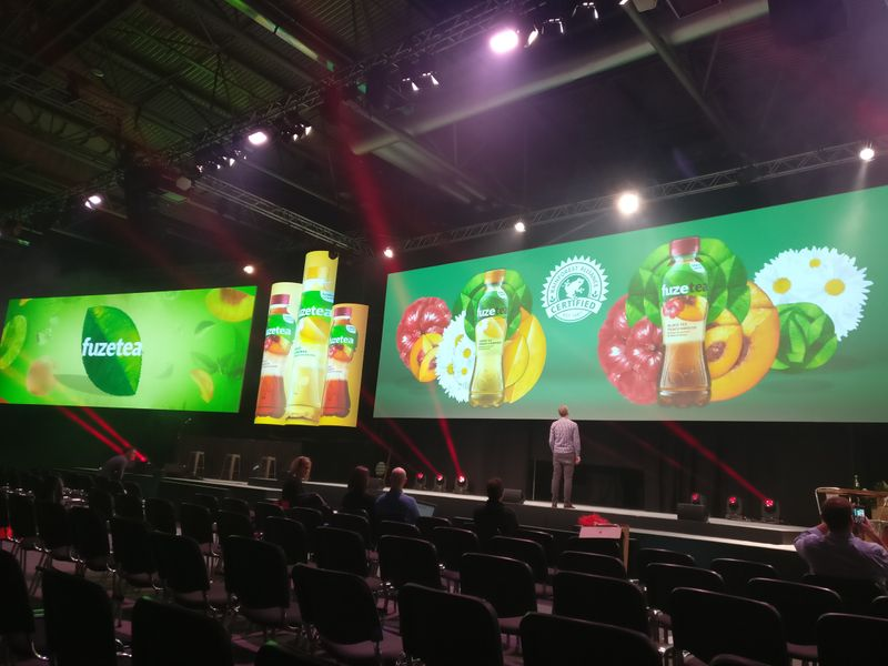 Coca-Cola European Partners 2019 Kick Off Conference