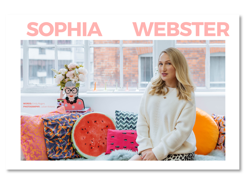 SOPHIA WEBSTER: PHOTOGRAPHY