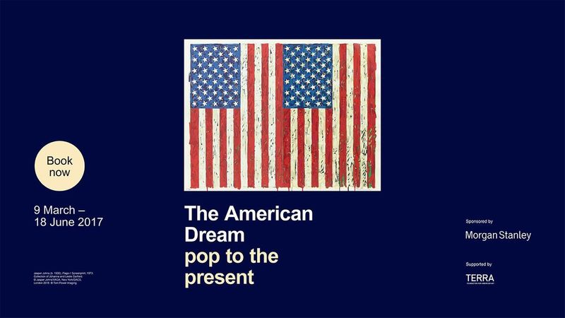 The American Dream pop to the present