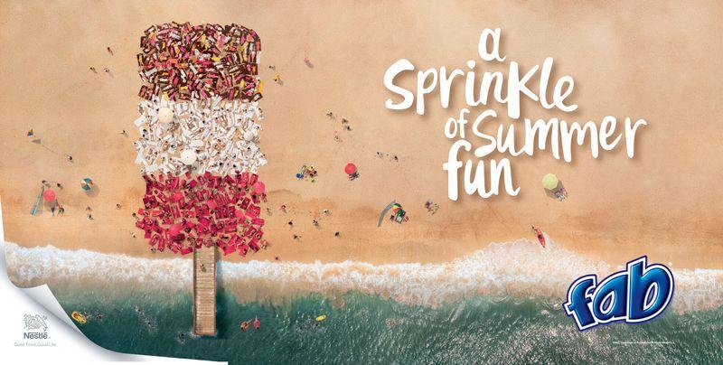 Nestle - Summer Fun