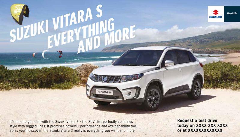 Suzuki - Vitara S