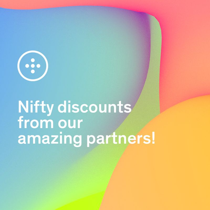 Nifty offers from our amazing partners!