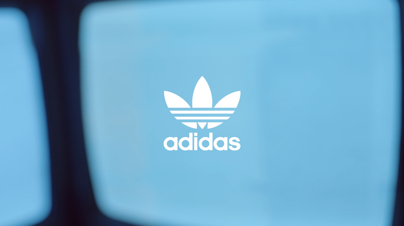 Adidas 'Leks Rivers 80's Continental'