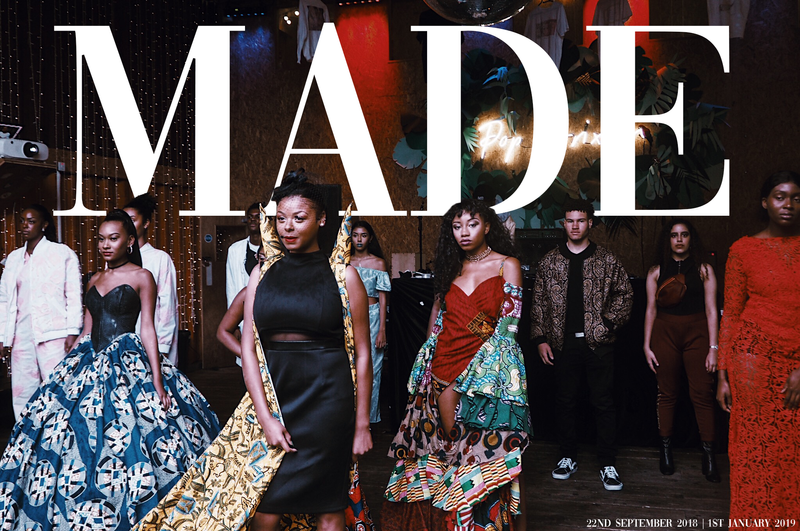 Fashion @ MADE & ZINE