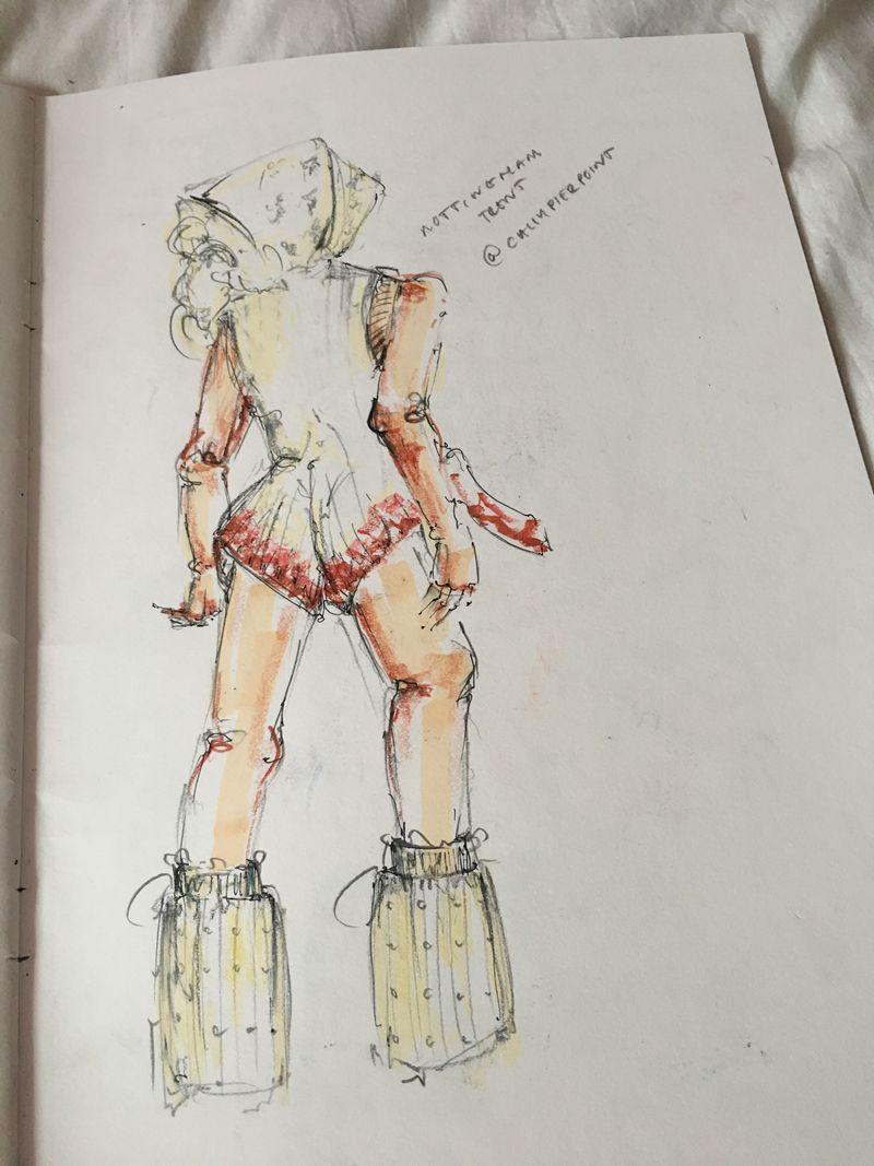 Illustrating for GFW