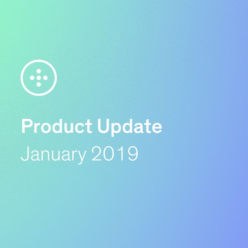 January Product Update: Personalise your inspiration feed, save collaborator lists, get app job alerts & more…