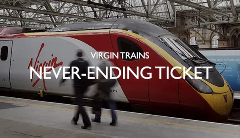Never-Ending Ticket