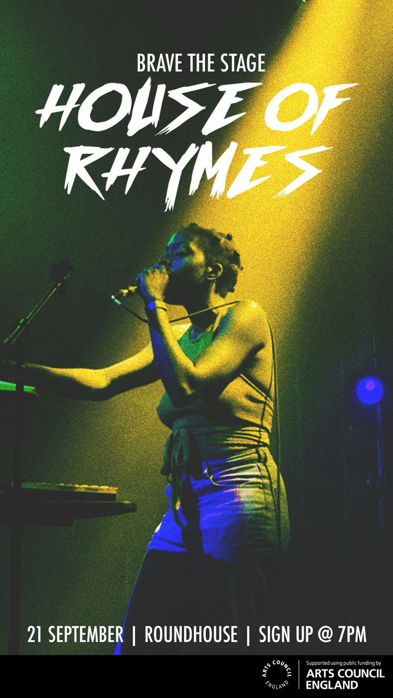 House Of Rhymes at Roundhouse