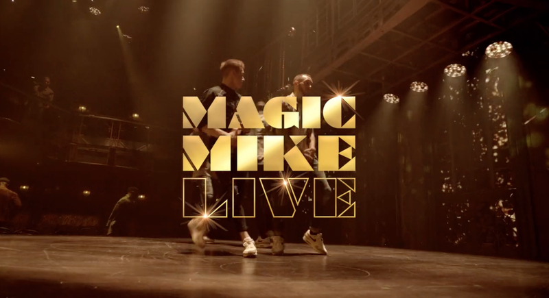 Magic Mike Live London mini-doc