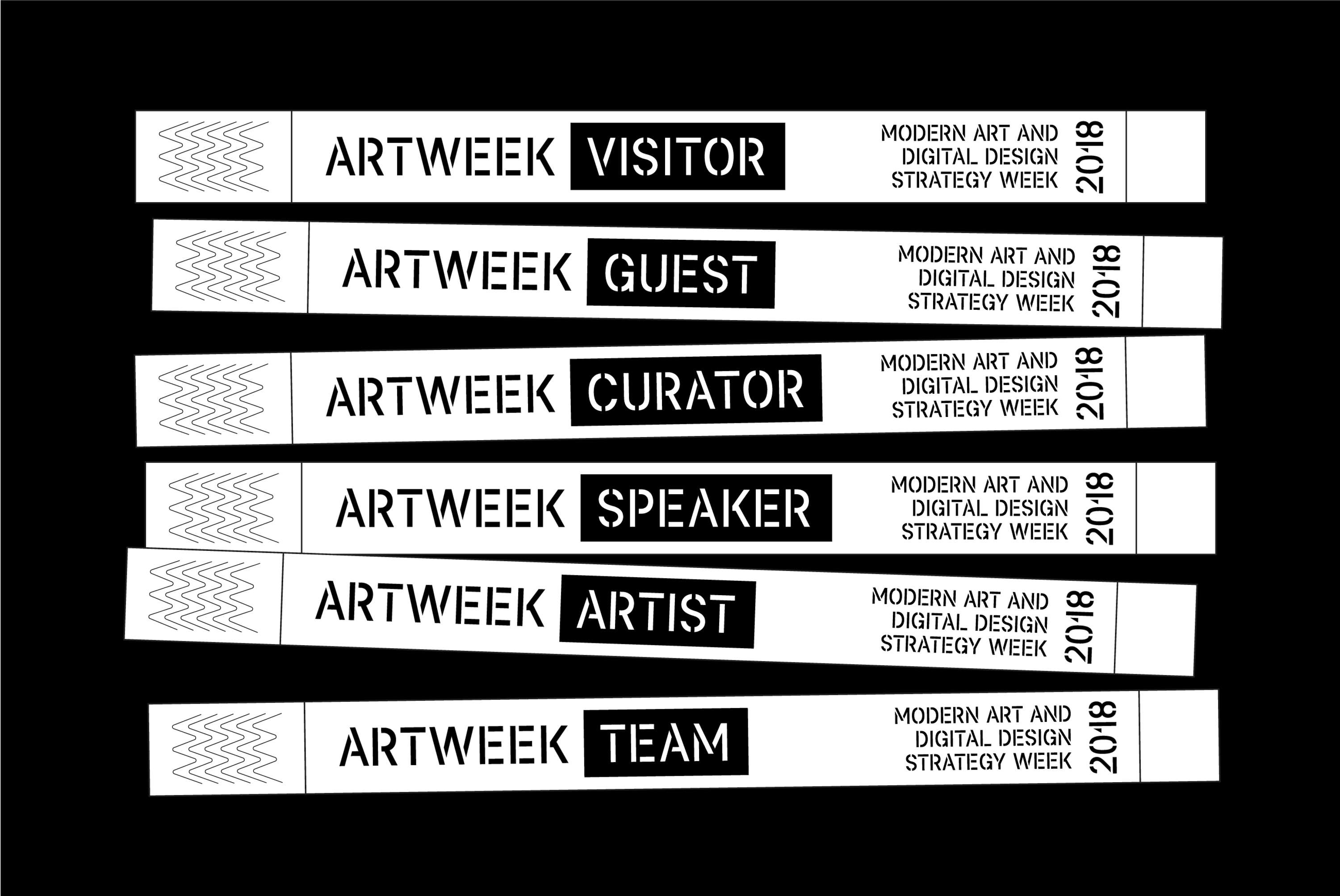 Modern Art & Digital Design Strategy Week 2018 | The Dots