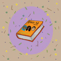 ROOT-ed Zine logo