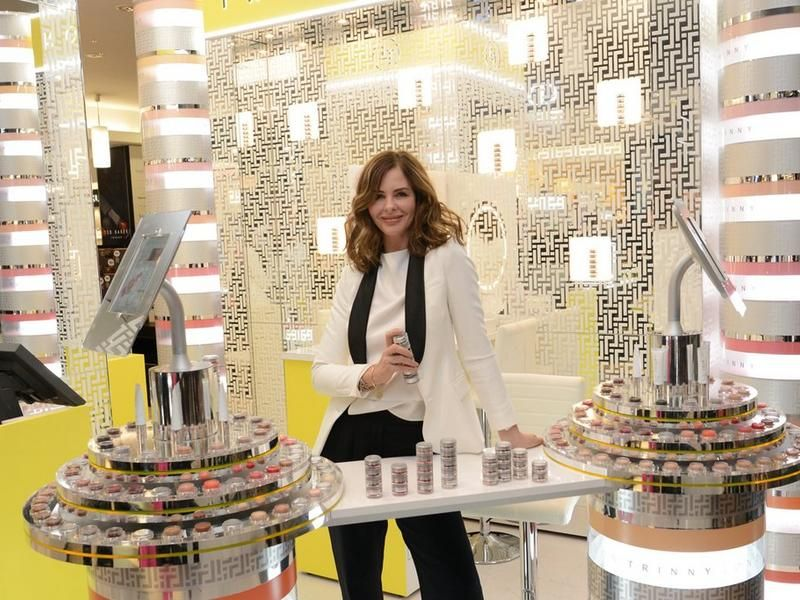 Trinny London: Fenwick Permanent Concession Stands