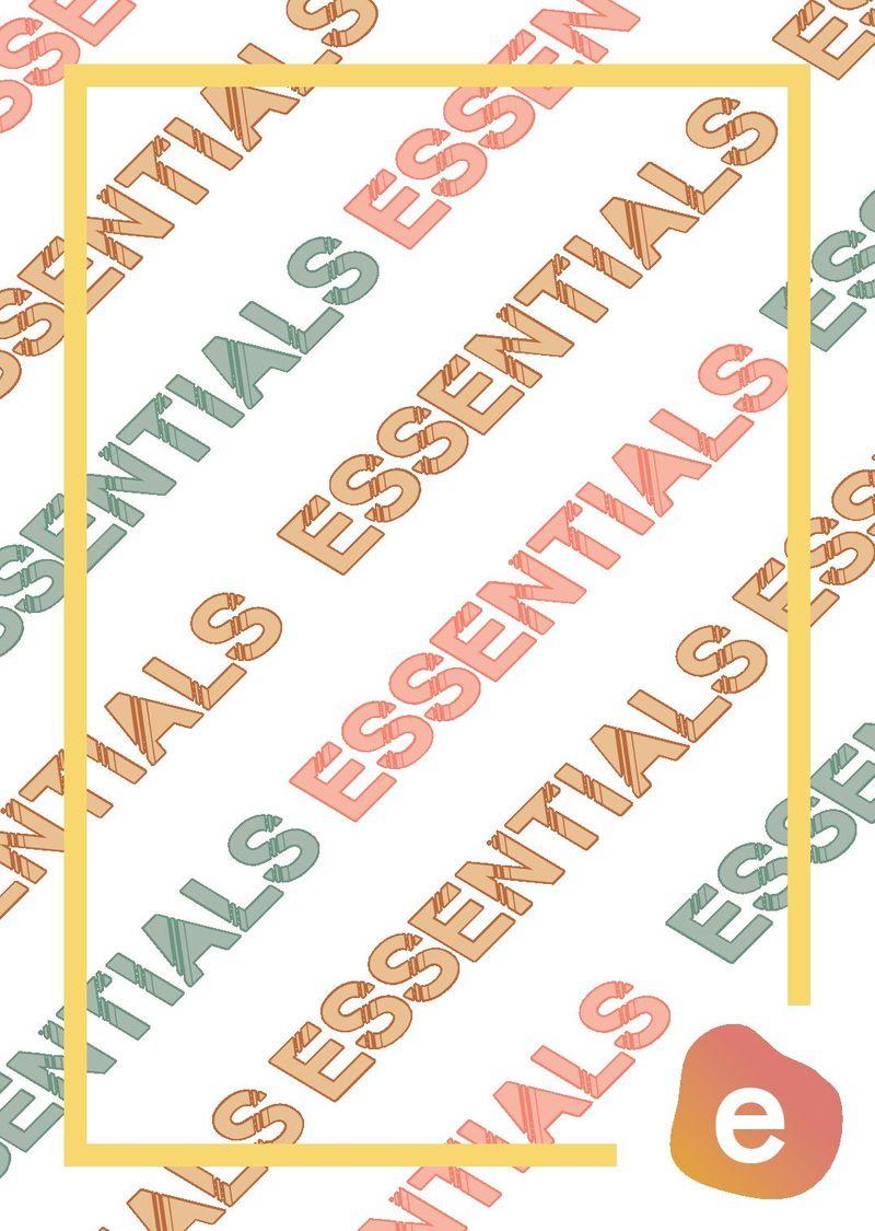 Brand Book - Essentials