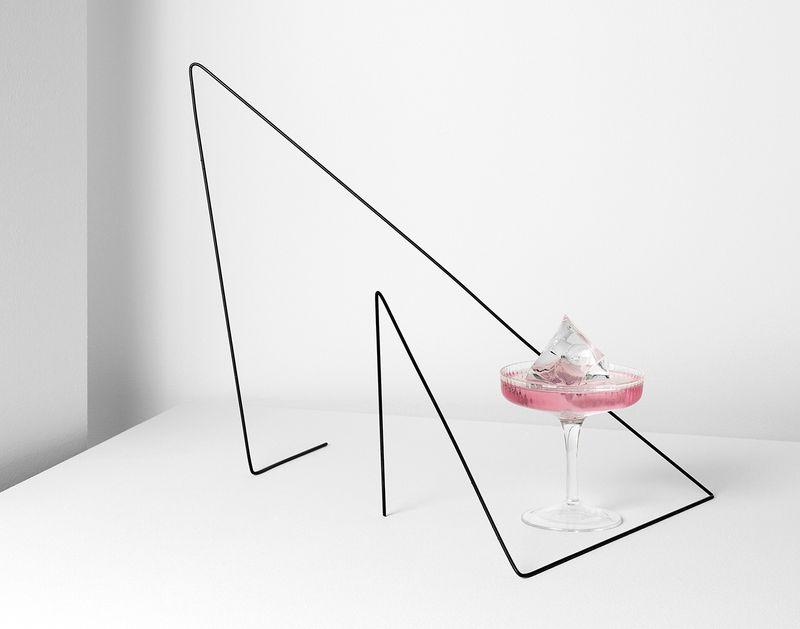 GEOMETRIC DRINKS - LINES