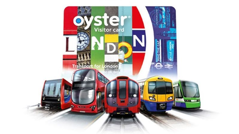 Launch of Visitor Oyster card to consumers - Transport for London website