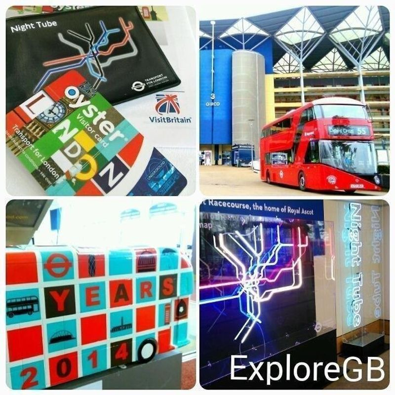 Explore GB Global event - Launch of London Night Tube with partner Transpor for London