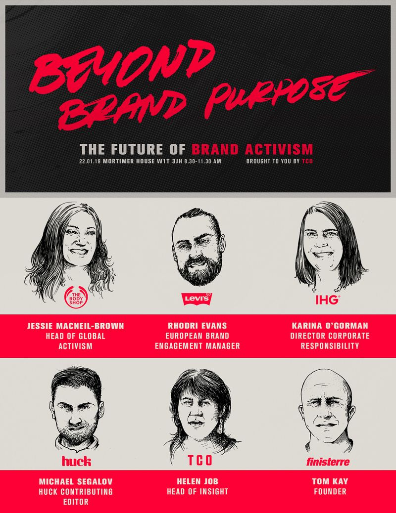 Beyond Brand Purpose: Future of Brand Activism