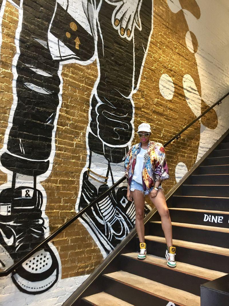 Graffiti Muse