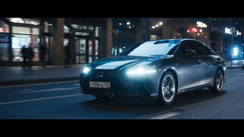 Lexus - Journeys in Taste