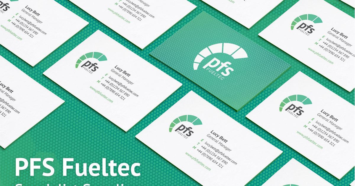 Brand Refresh Pfs Fueltec The Dots