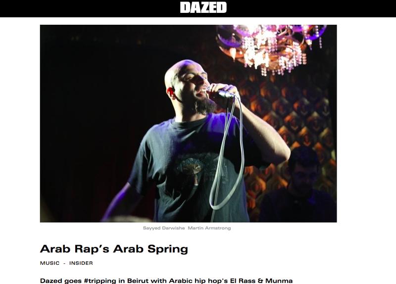 Arab Rap's Arab Spring