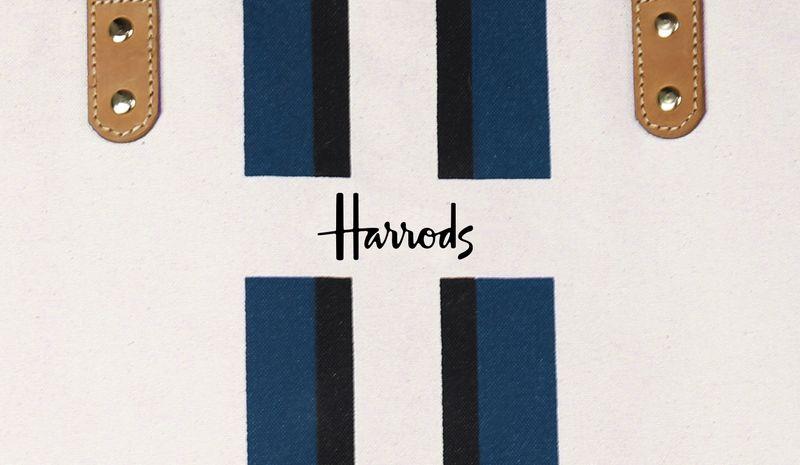 Harrods Shopper Bags