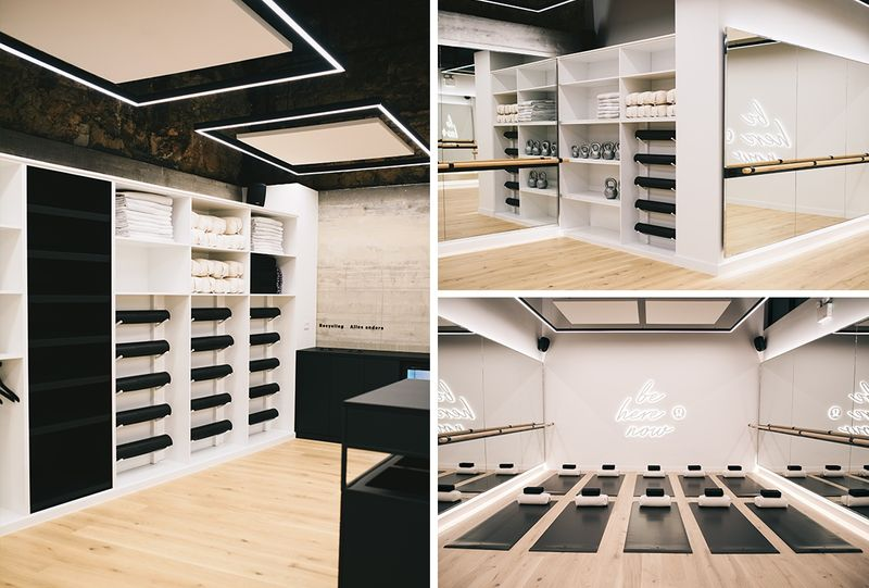 The Studio by lululemon