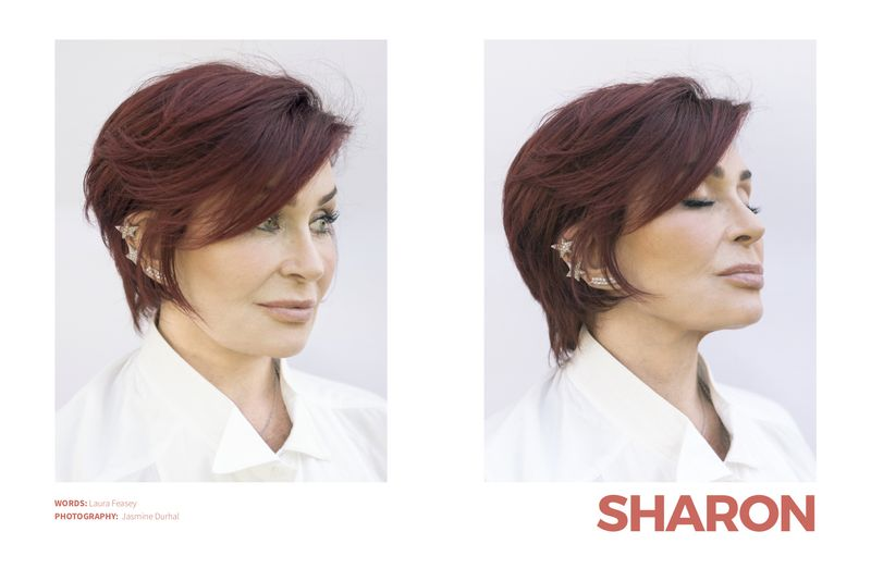 Interview with Sharon Osbourne