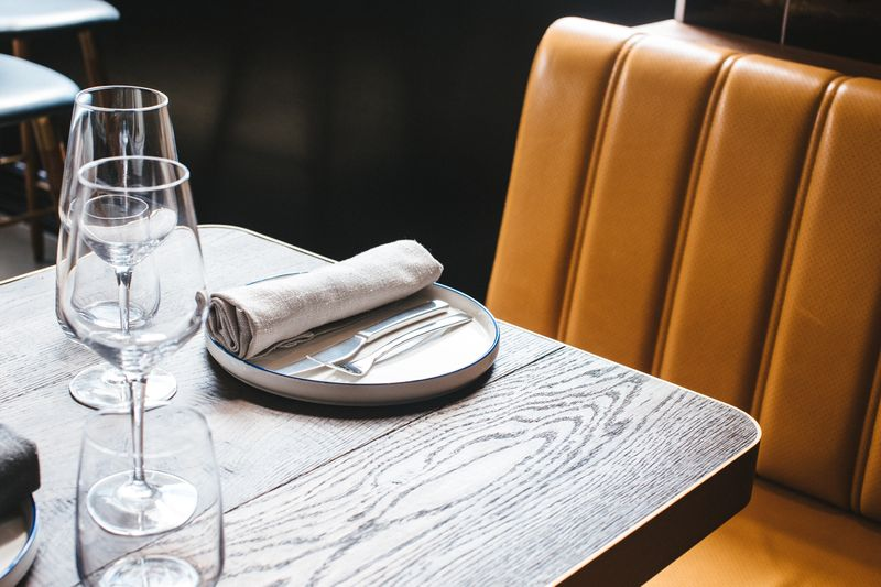 Saint George Restaurant, First Look Photos for Broadsheet Sydney