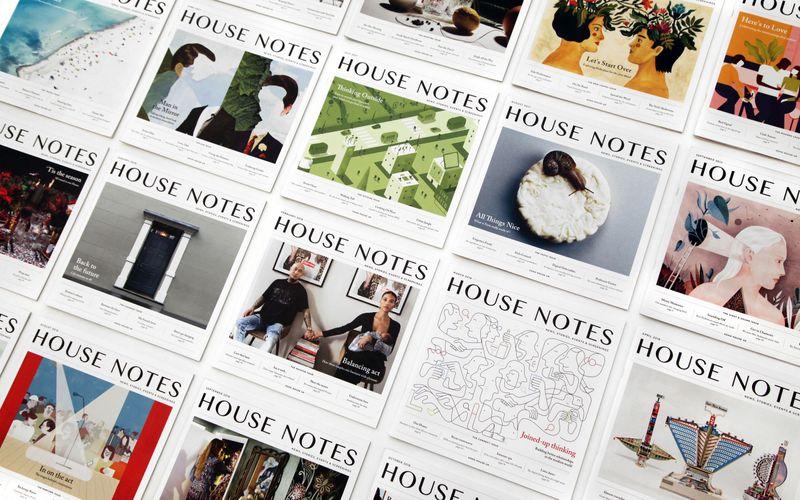 Soho House - House Notes