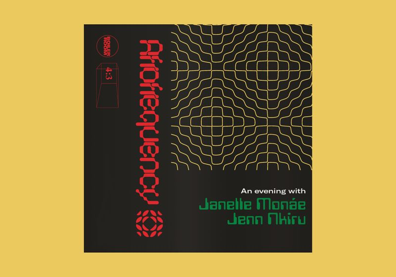 4:3 Presents Janelle Monáe x Jenn Nkiru: AFROFREQUENCY