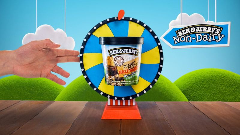 Ben & Jerry's 'For The Love of Ice Cream'