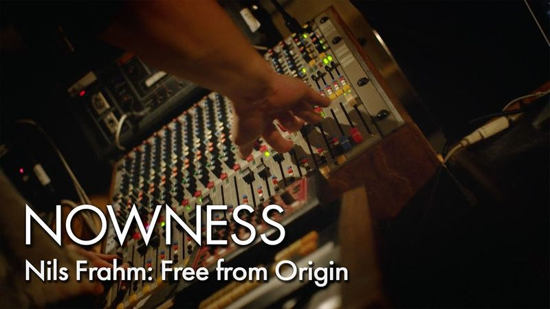 Nils Frahm: Free From Origin – NOWNESS