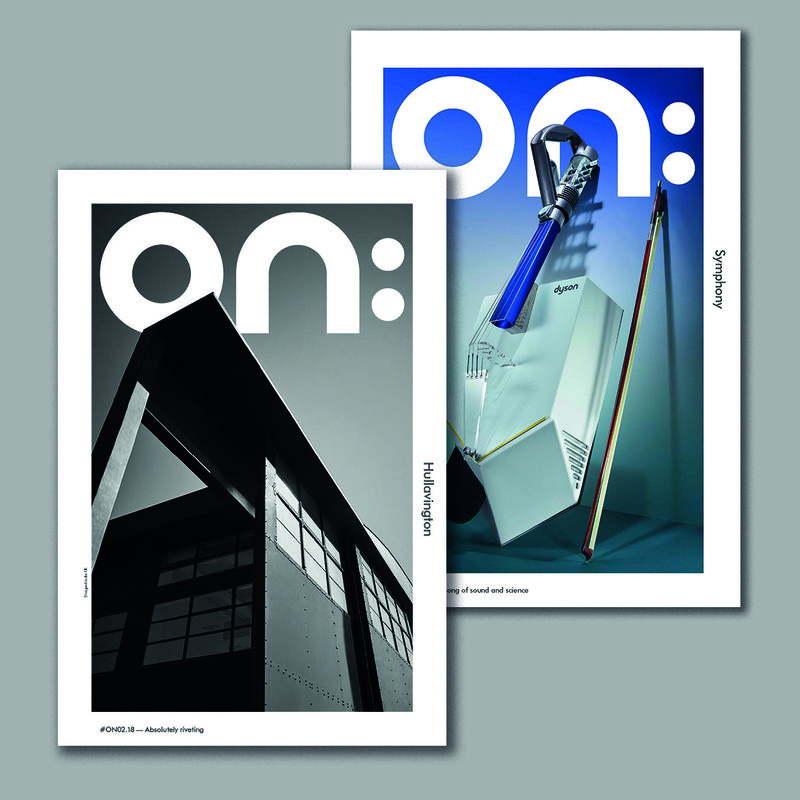 Dyson on: magazine