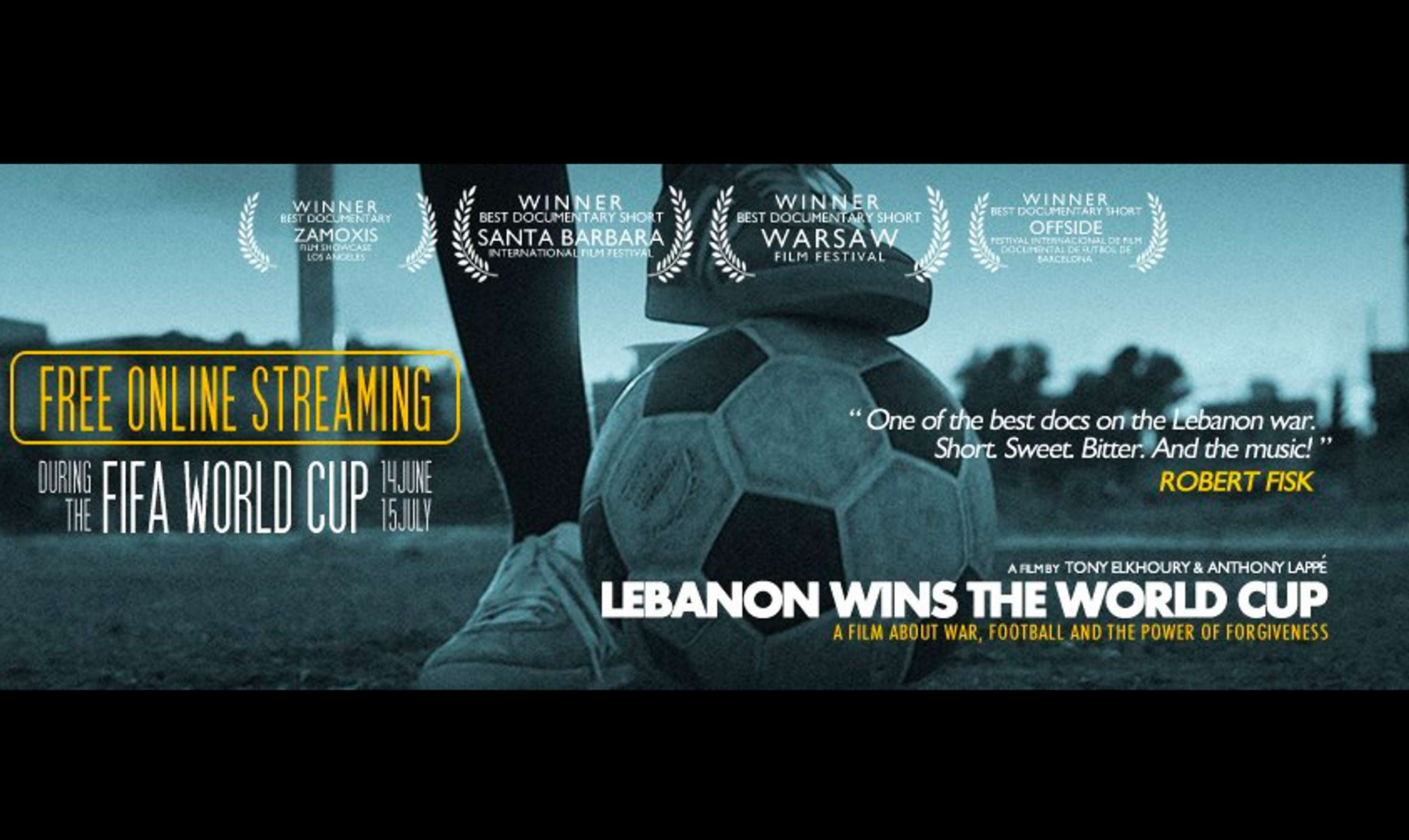 Lebanon Wins The World Cup | The Dots