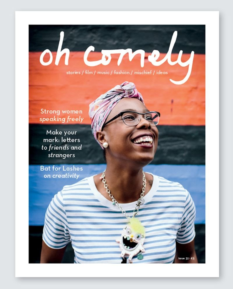 Oh Comely Covers