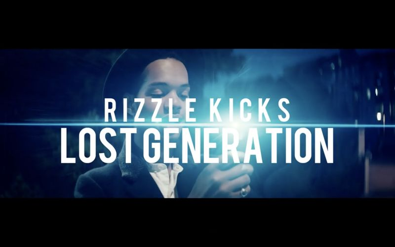 Lost Generation by Rizzle Kicks